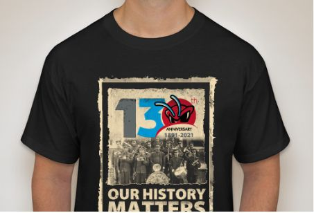 130th Anniversary Historic Shirt
