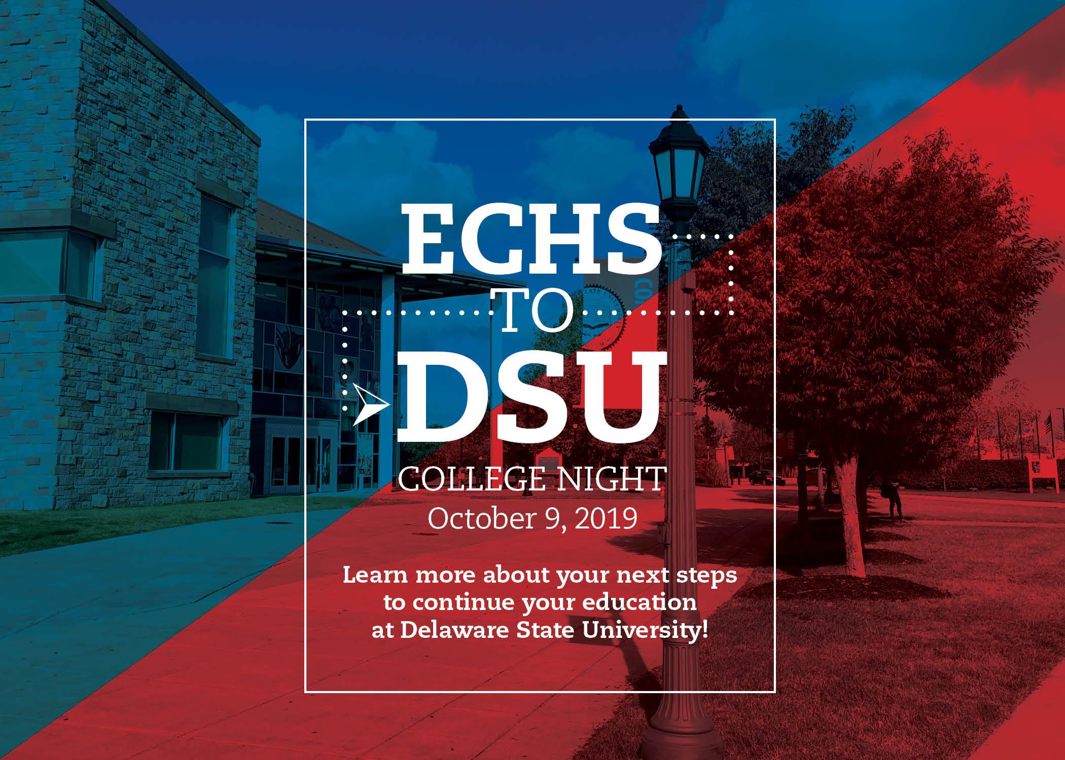 ECHS to DSU College Night