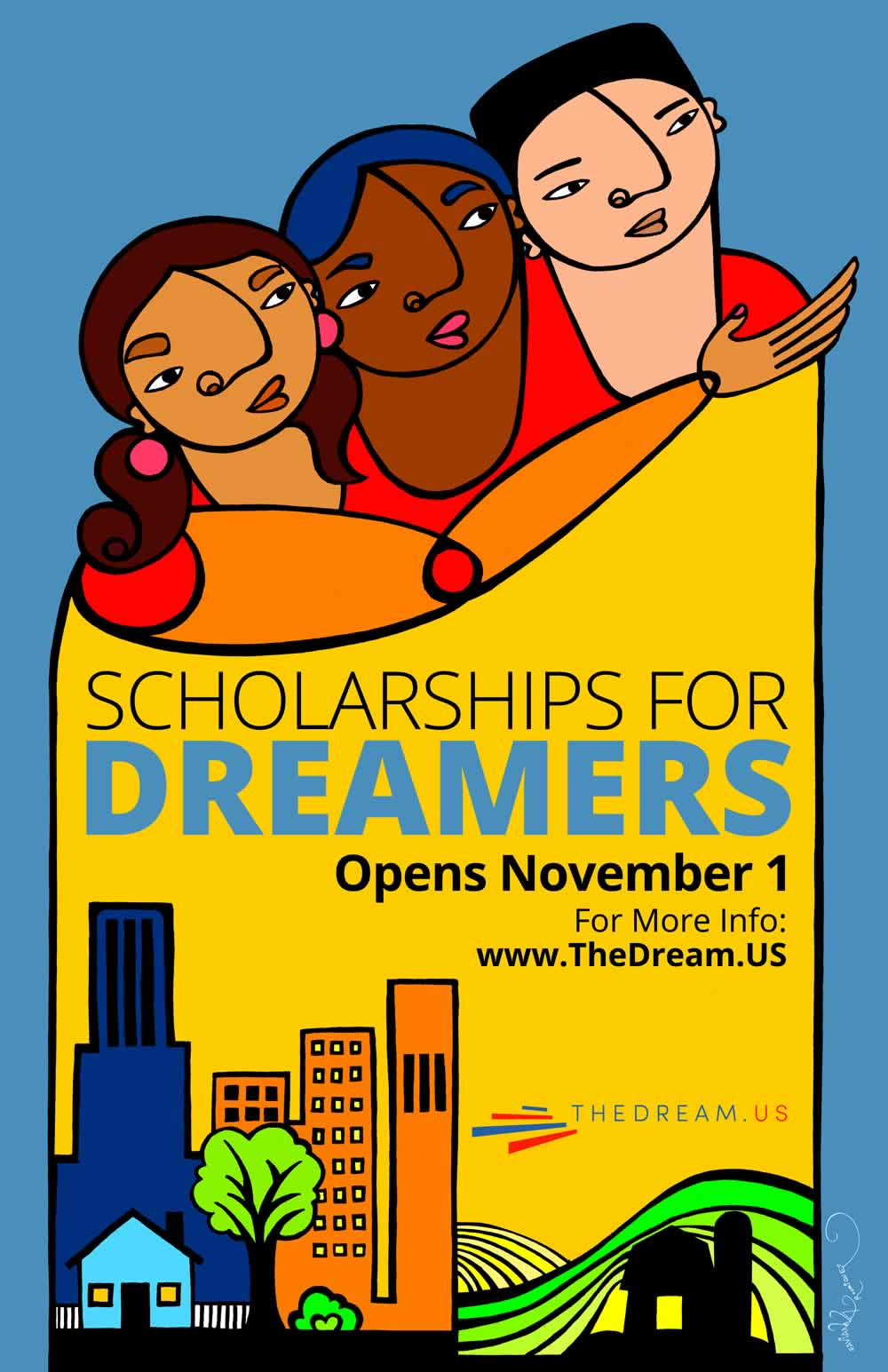 scholarship for dreamers