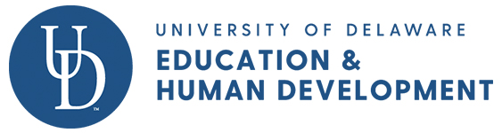 University of Delaware EHD logo