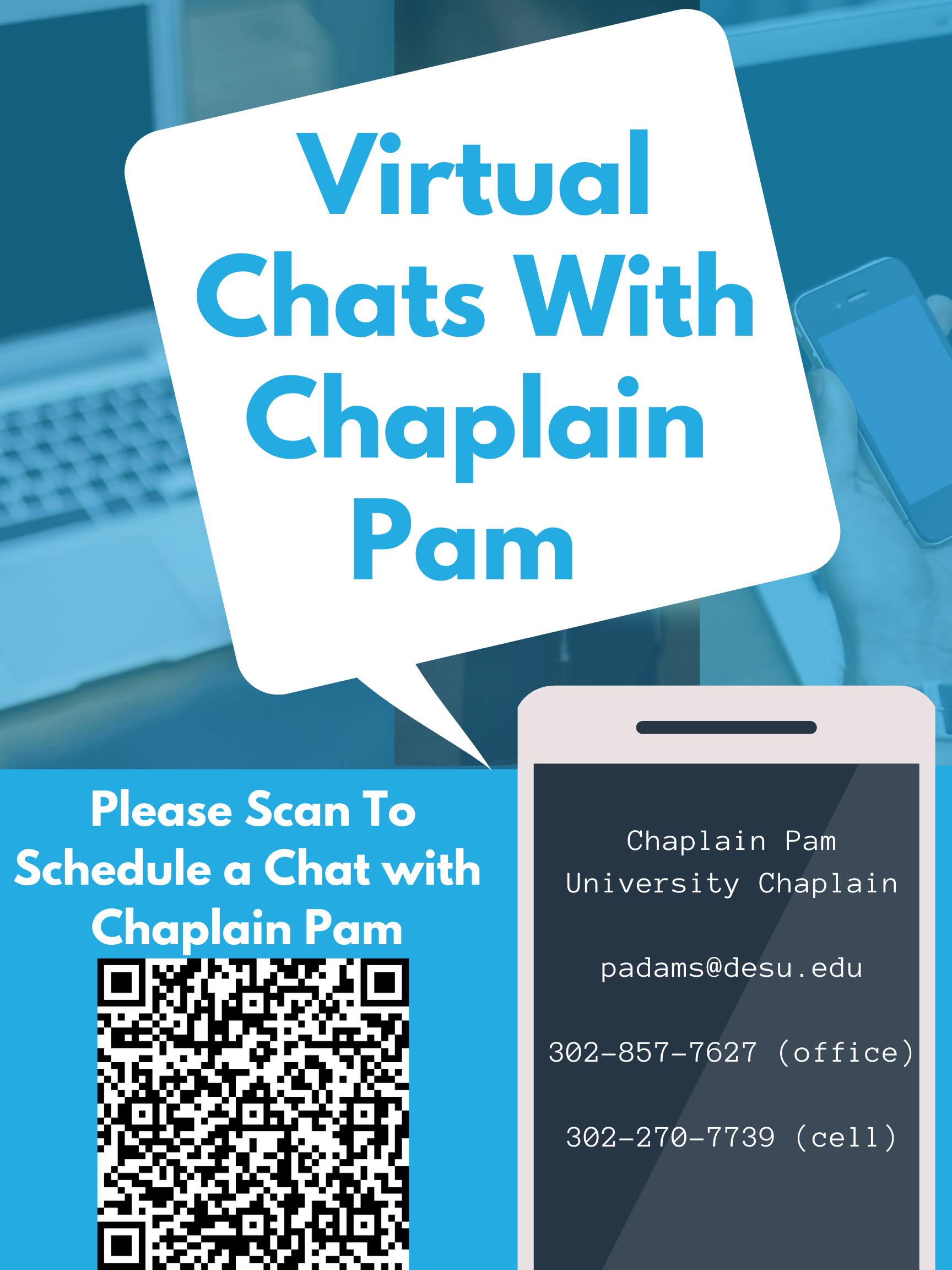 chant with chaplain pam