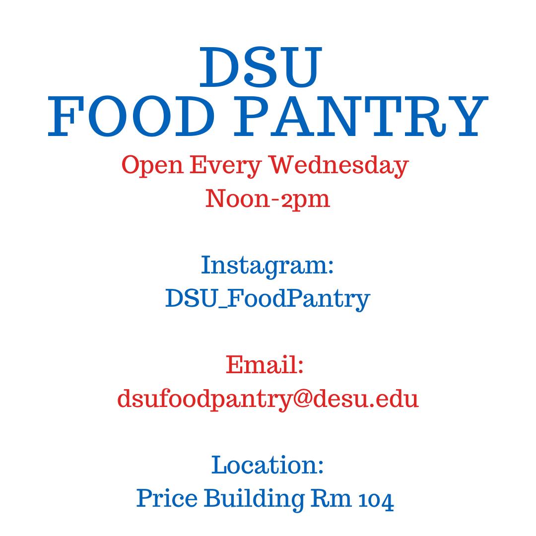 DSU Food Pantry