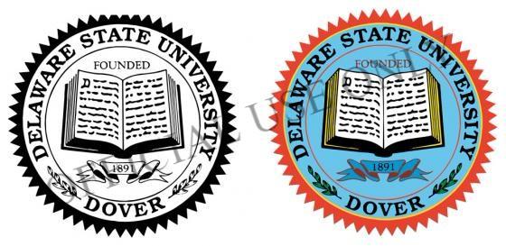 dsu university seal