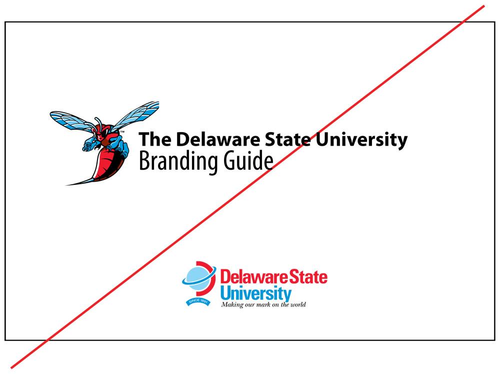 double logo usage