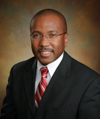 Dr Harry L. Williams - DSU President