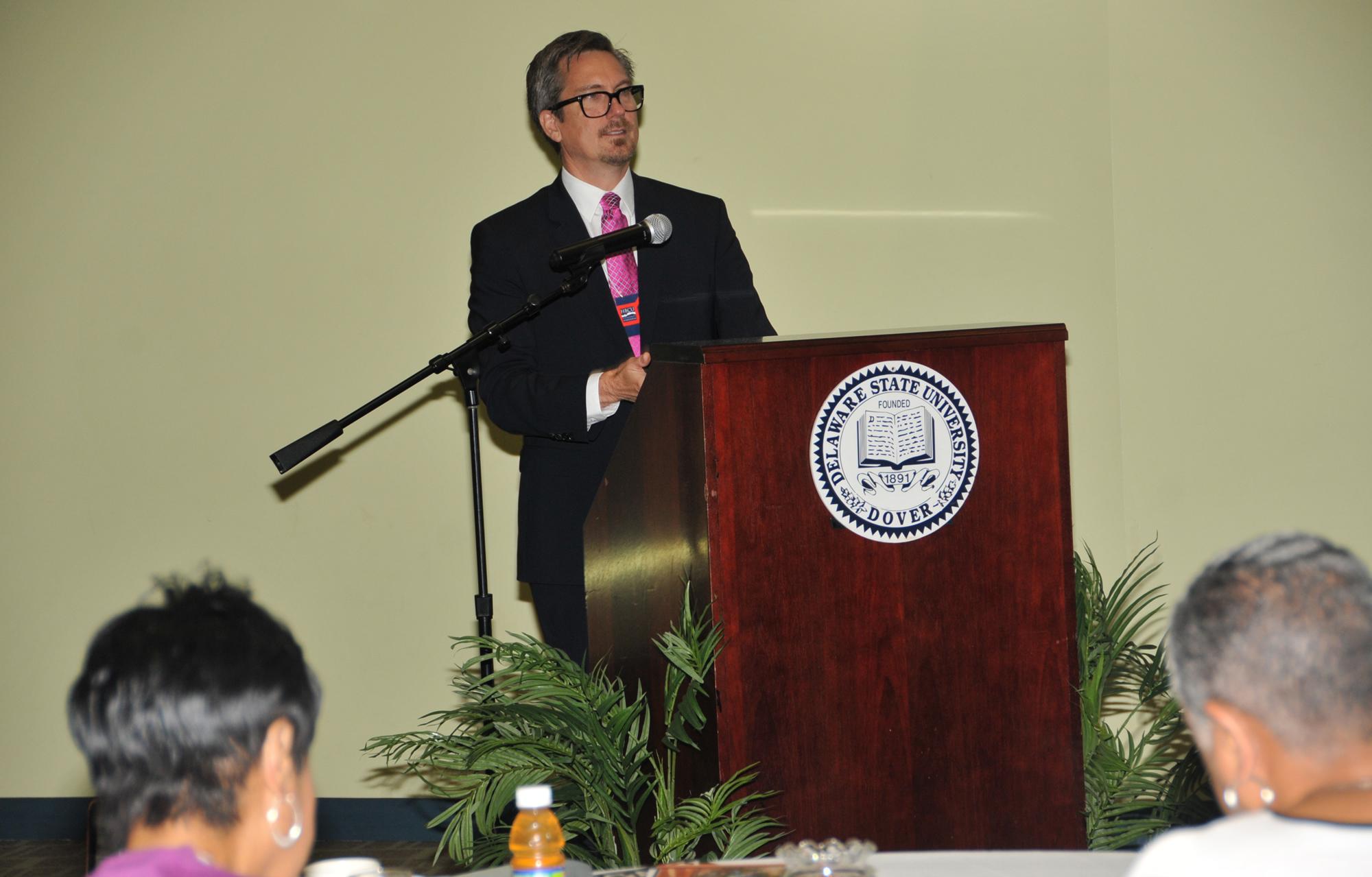 HBCU Symposium speaker