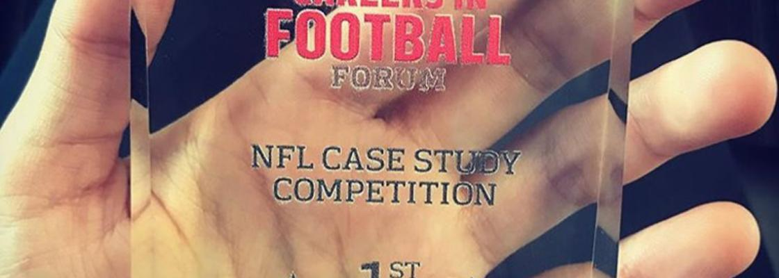 careers in football forum award