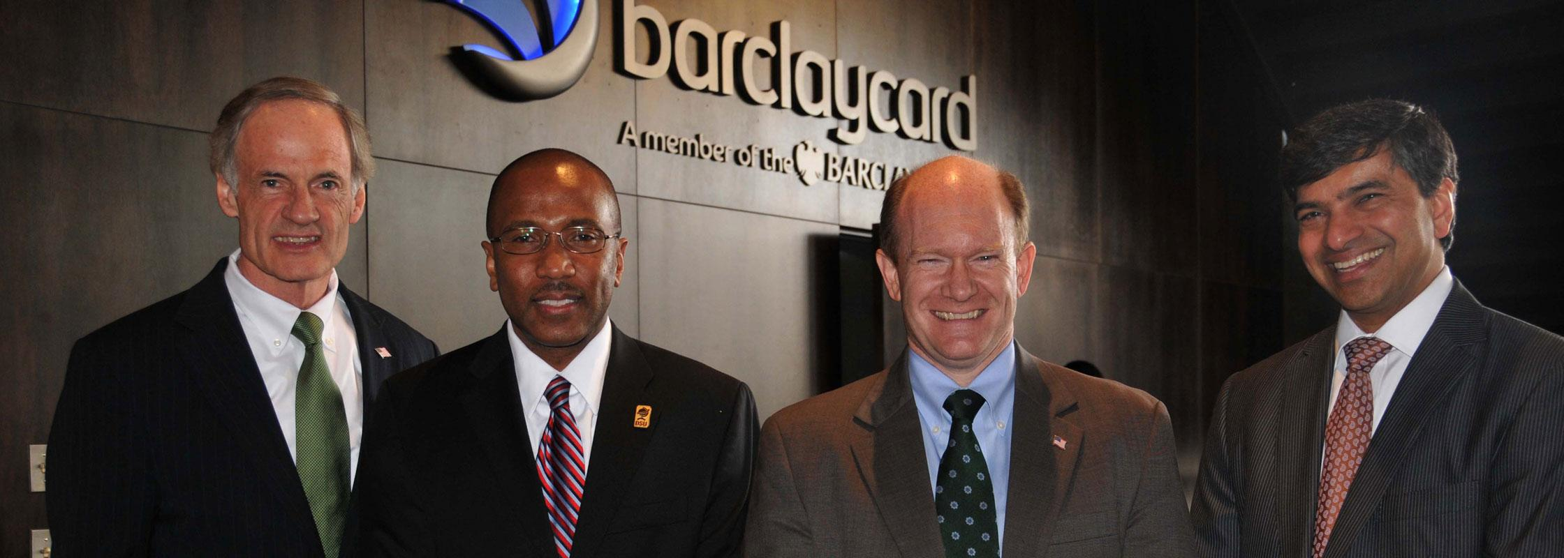 barclaycard grant announcement