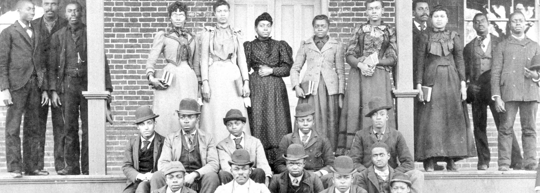 1890 students at Delaware State College