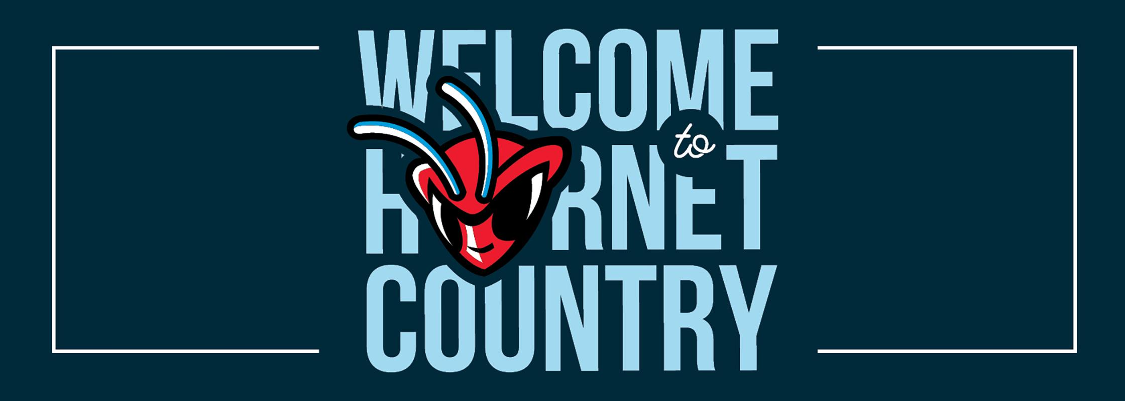 Welcome to Hornet Country