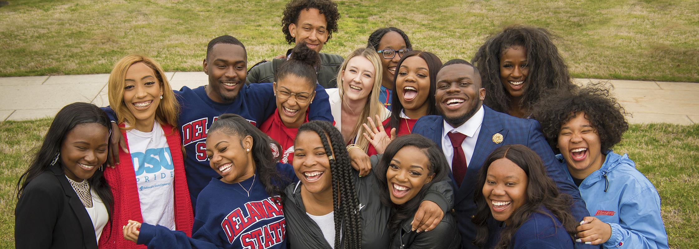Delaware State University Welcome Days 2019