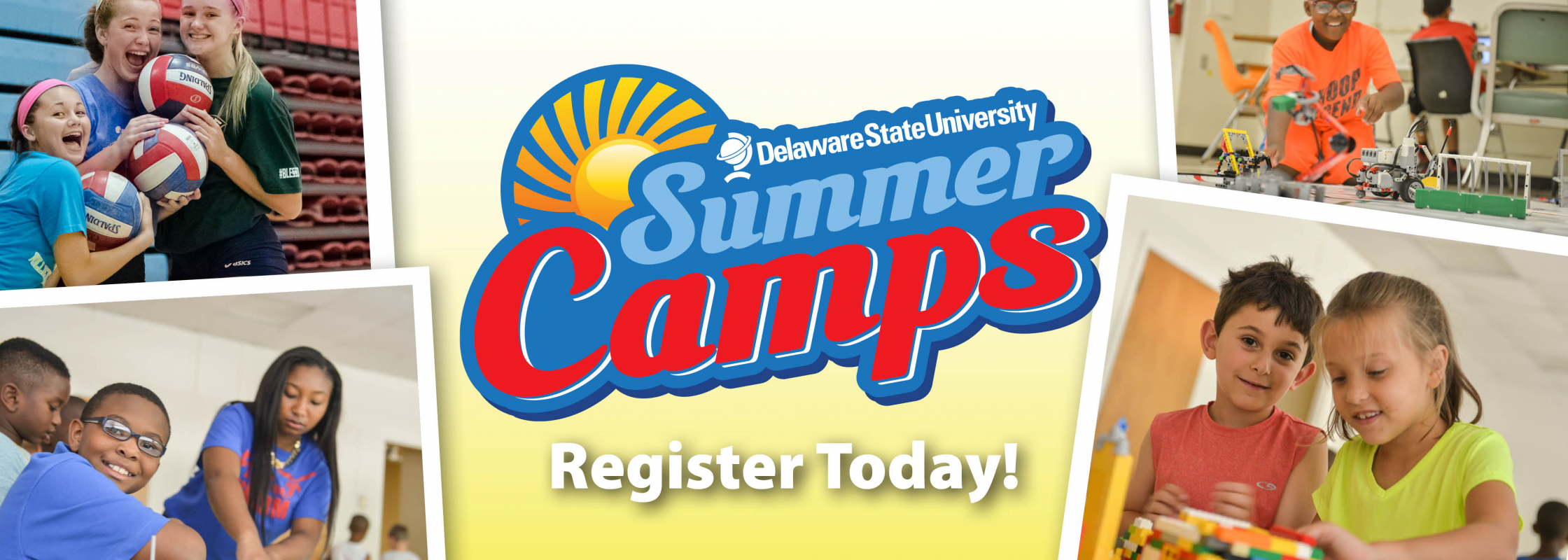 Summer camps at DSU