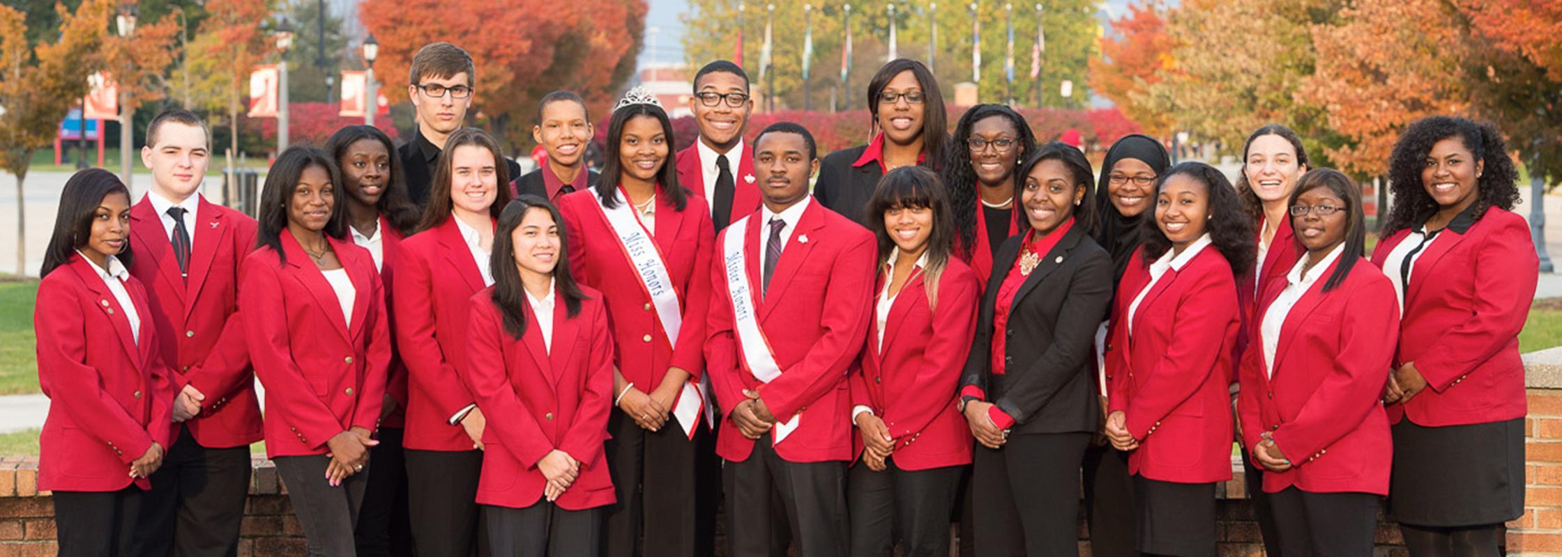 DSU Honors Students