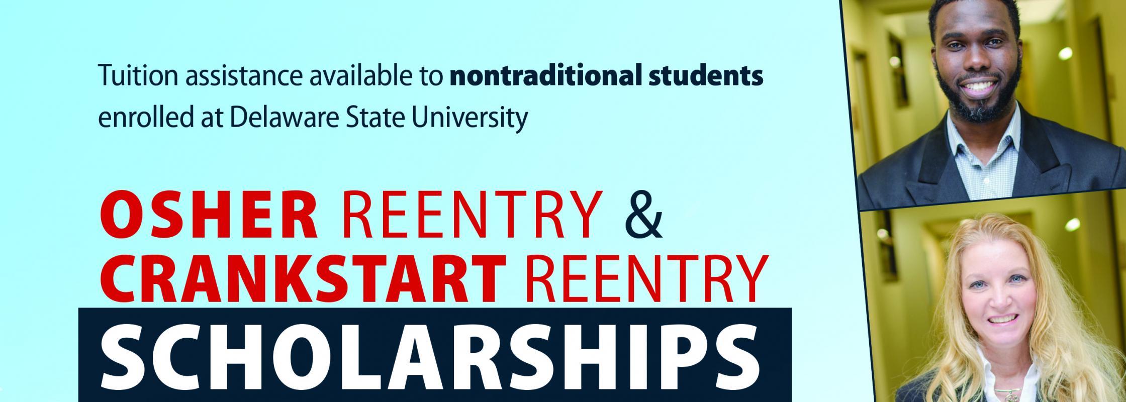 Osher scholarships