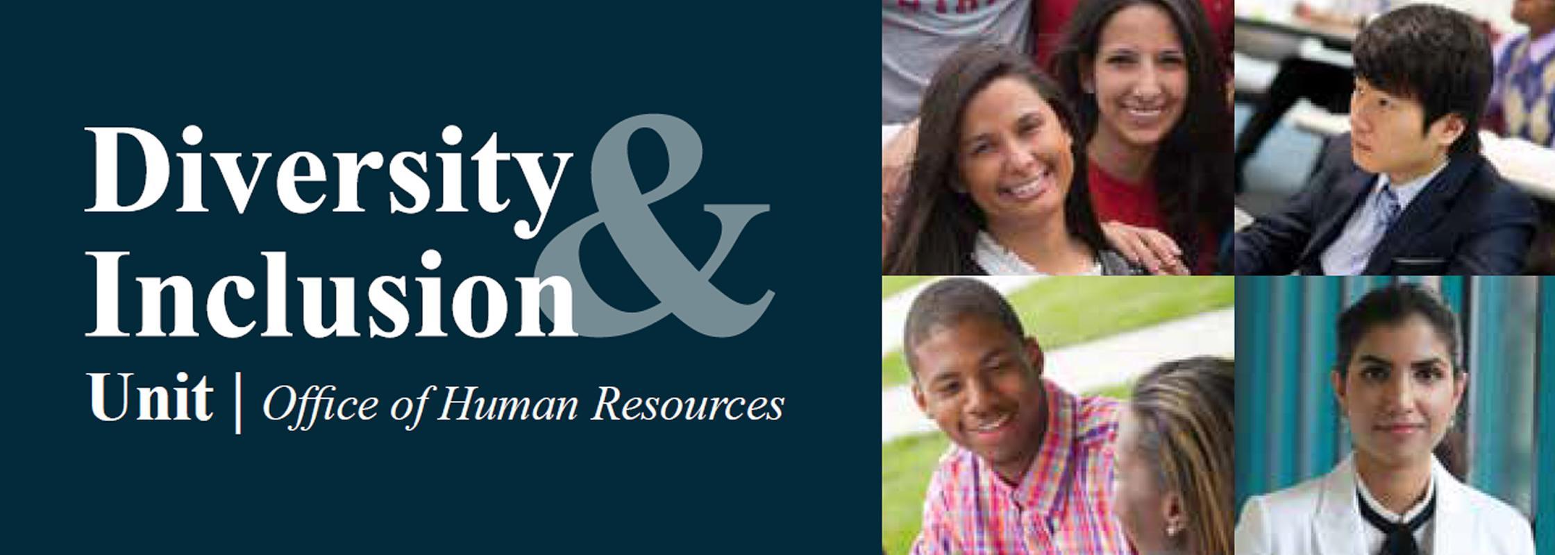 Diversity and inclusion unit