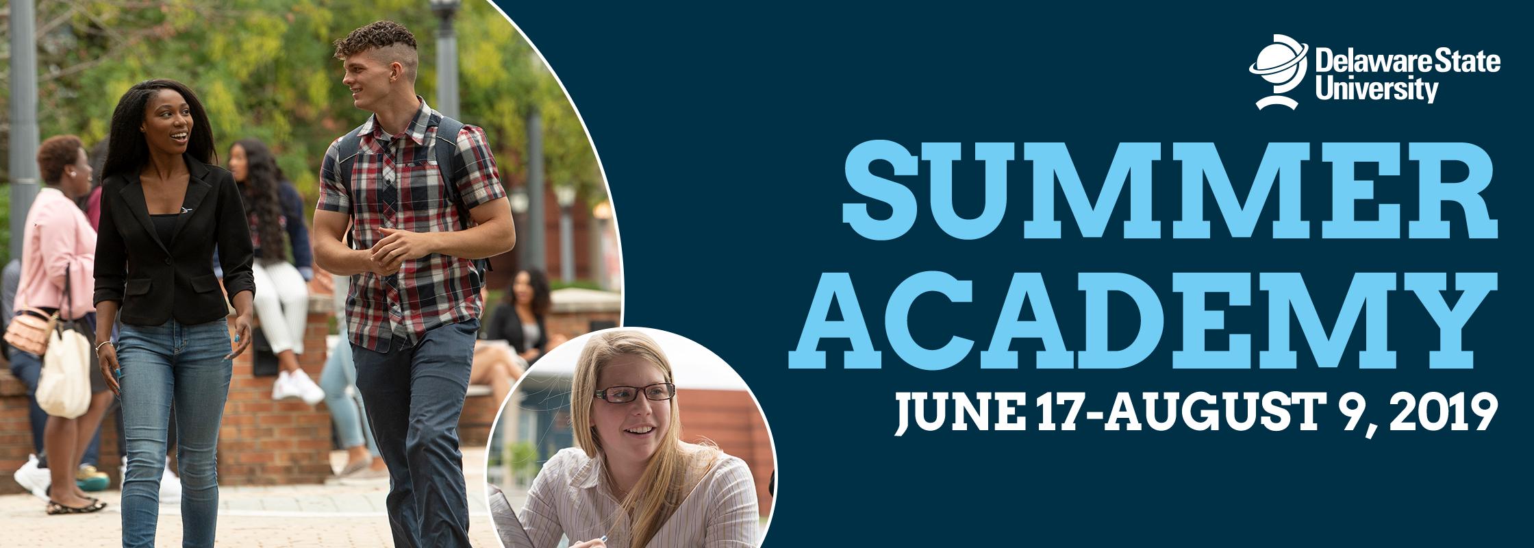 Summer Academy ad DSU