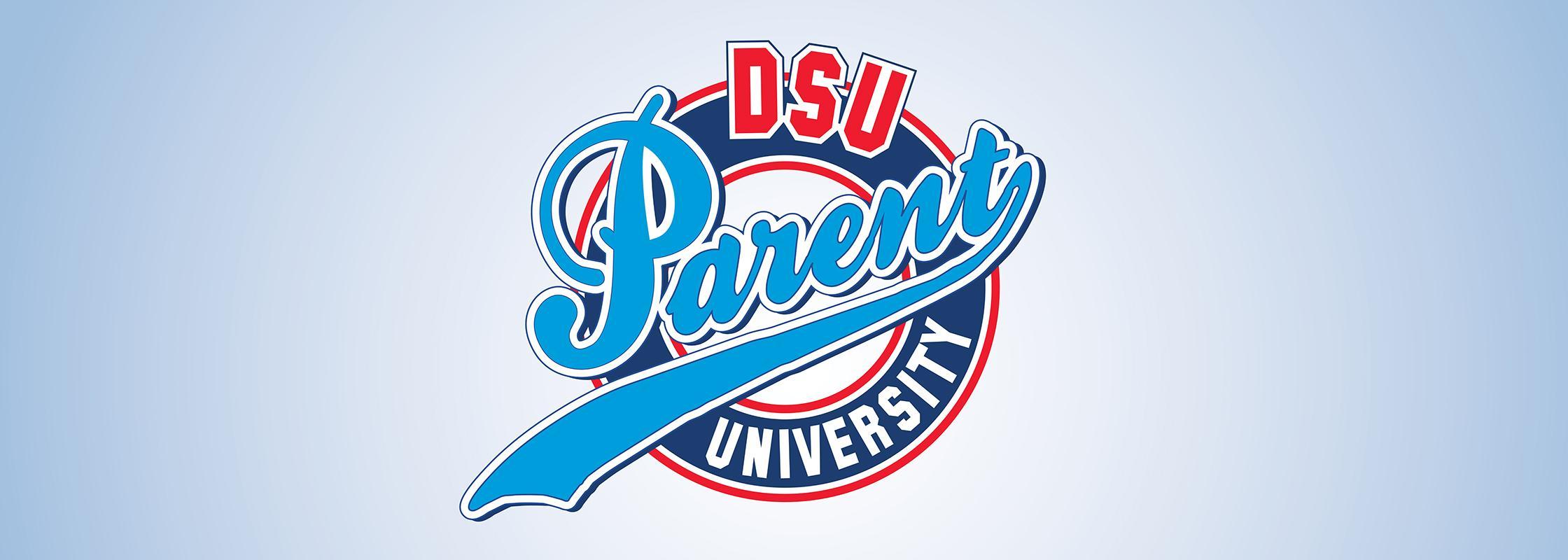DSU parent university logo