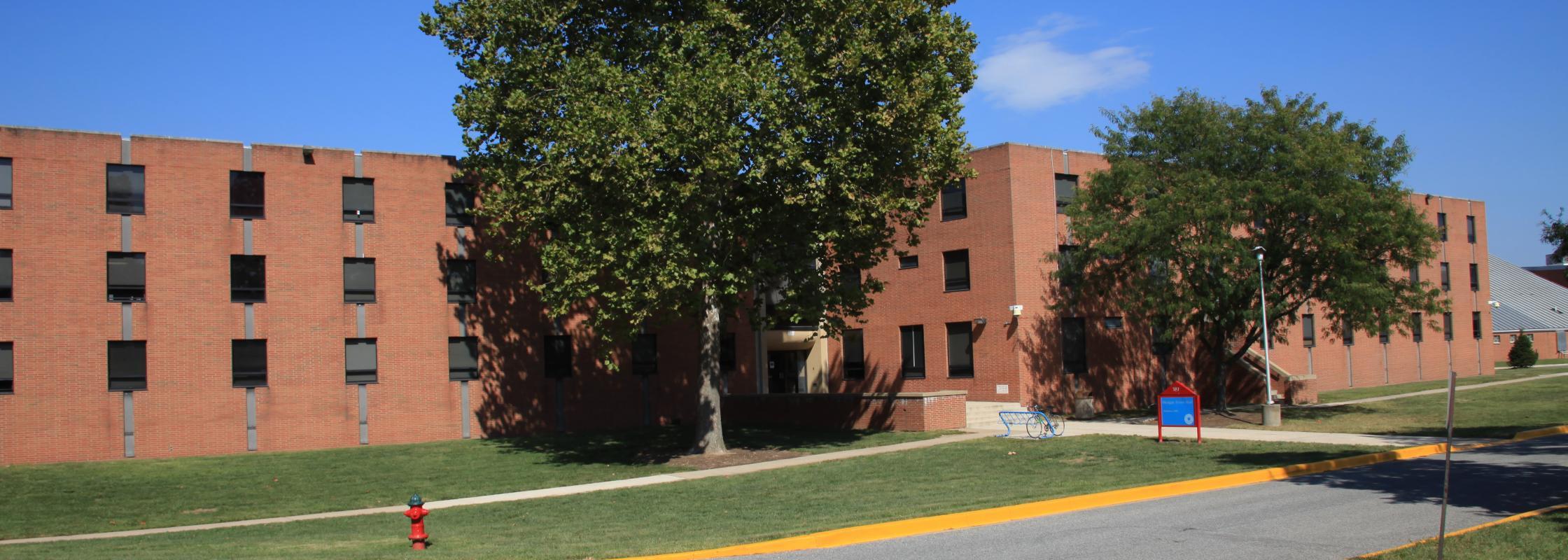 Medgar W. Evers Hall