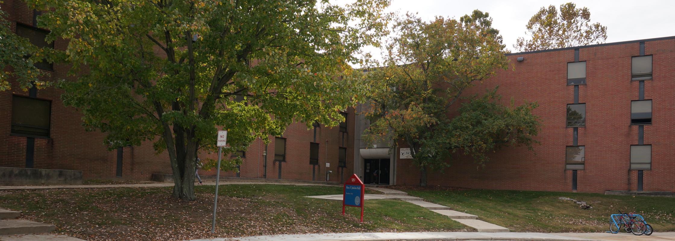 Meta V. Jenkins Hall