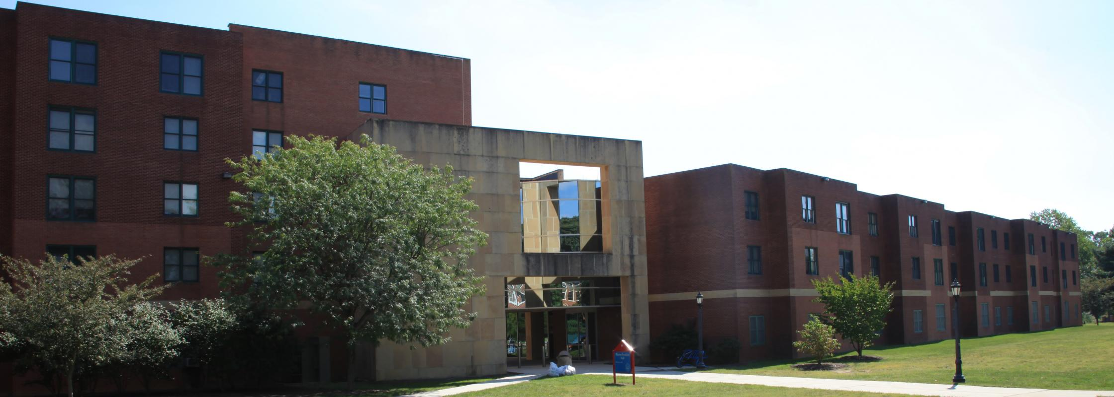 Warren Franklin Hall