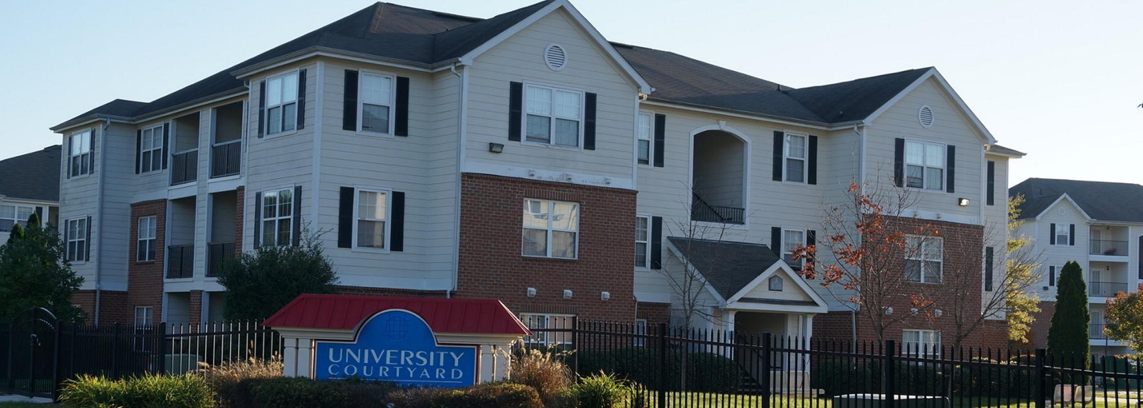 University Courtyard Apartments