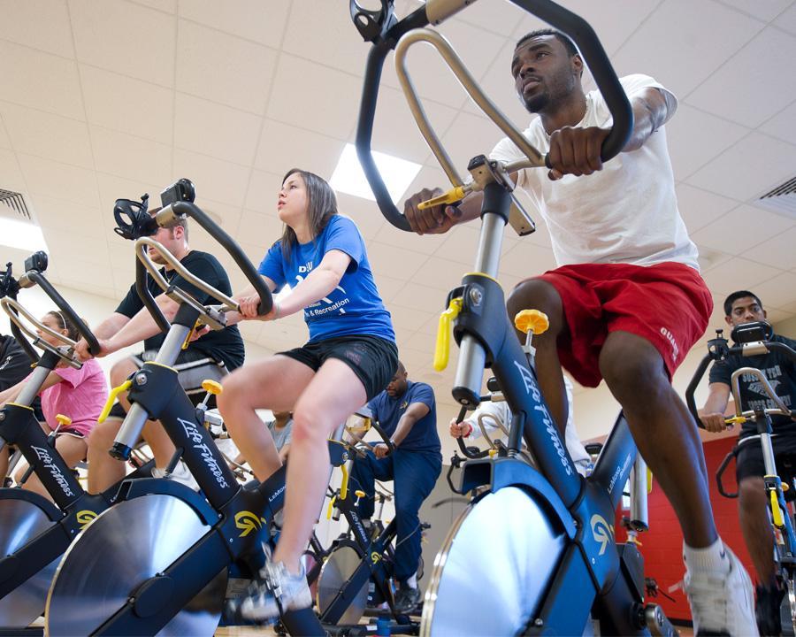 Wellness & Recreation center