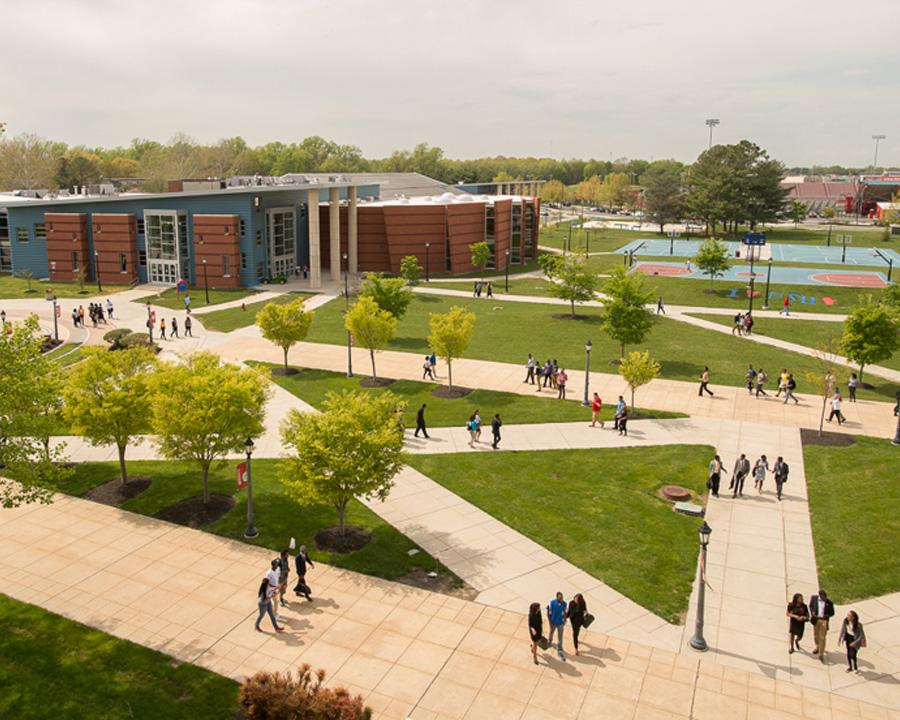 View our campus map