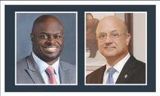DSU Wesley Presidents