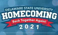 Homecoming logo 2021