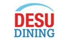 desu dining logo