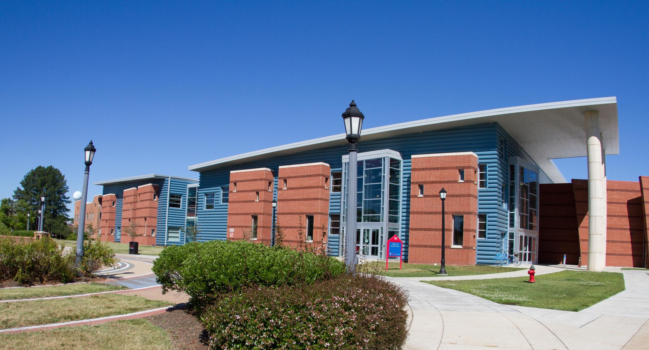 delaware state university campus map Wellness Recreation delaware state university campus map