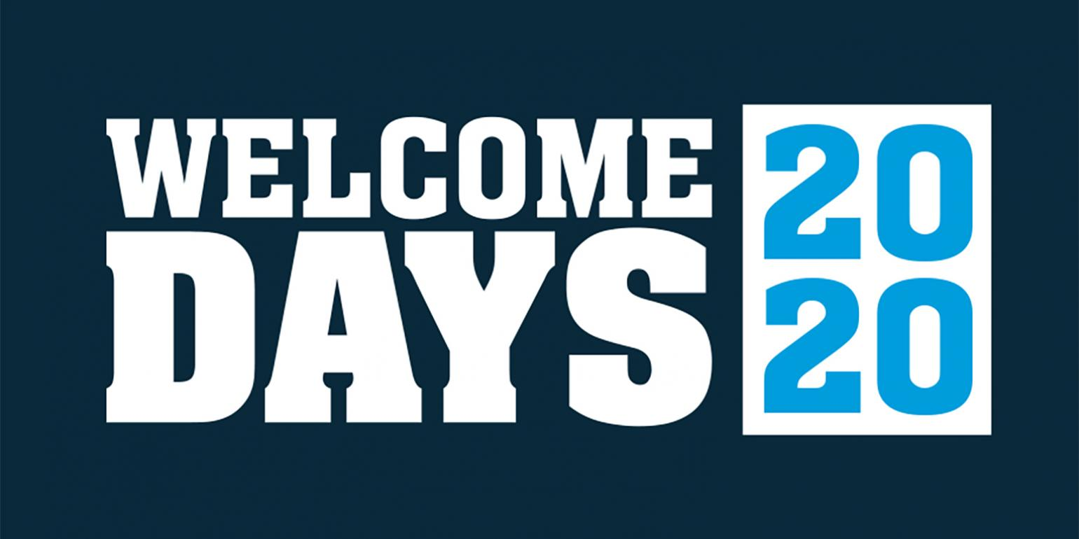 Welcome Days 2020