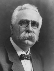 Henry C. Conrad work as Board Secretary and Treasurer helped stabilize the College in those early years.
