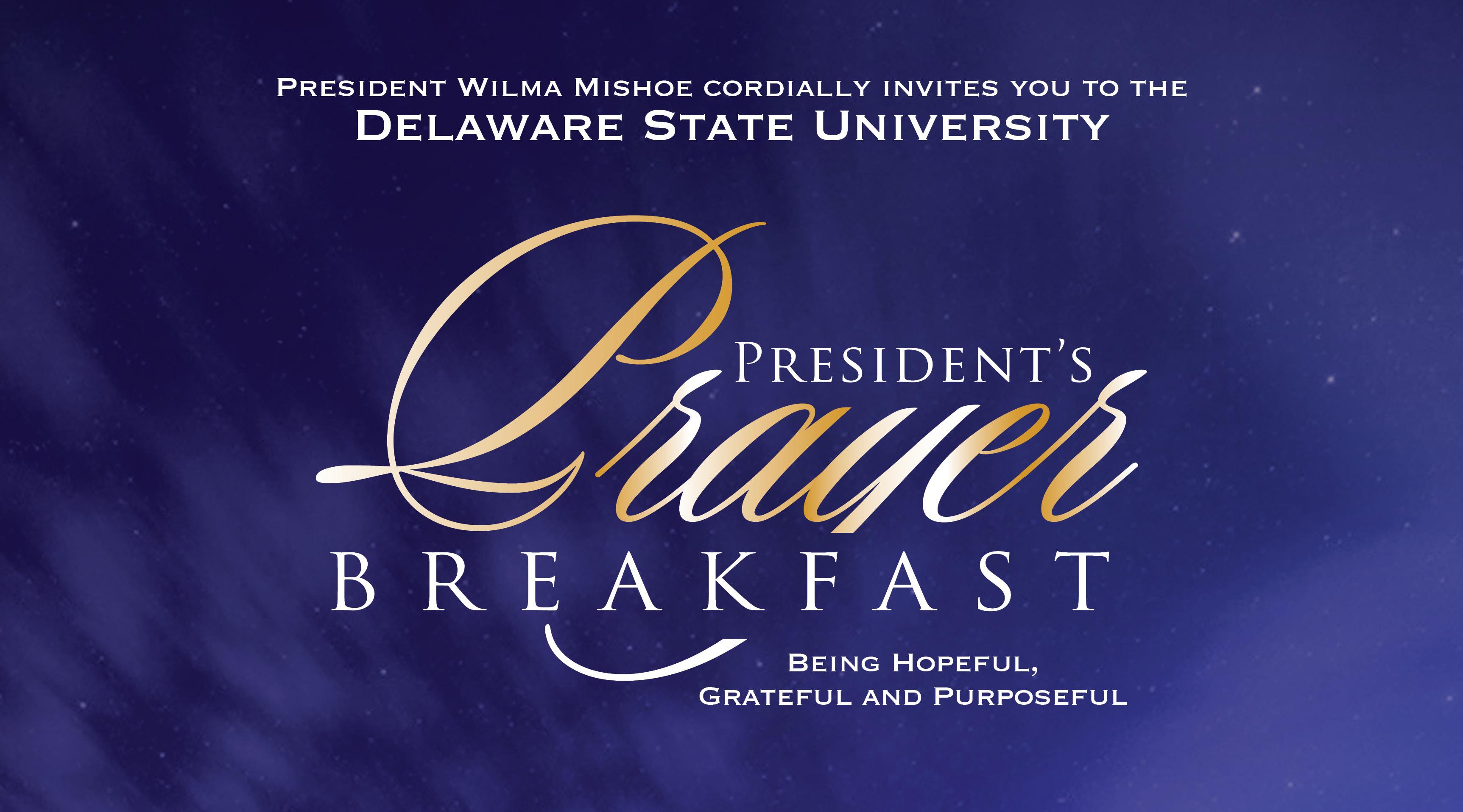 9th Annual President's Prayer Breakfast