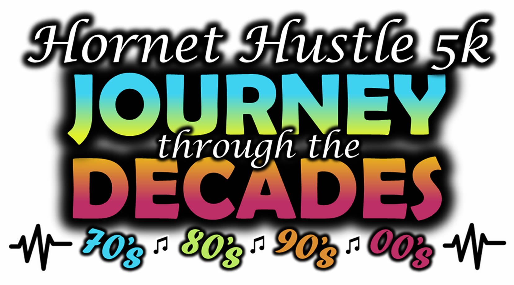Journey Through the Decades Hornet Hustle 5k