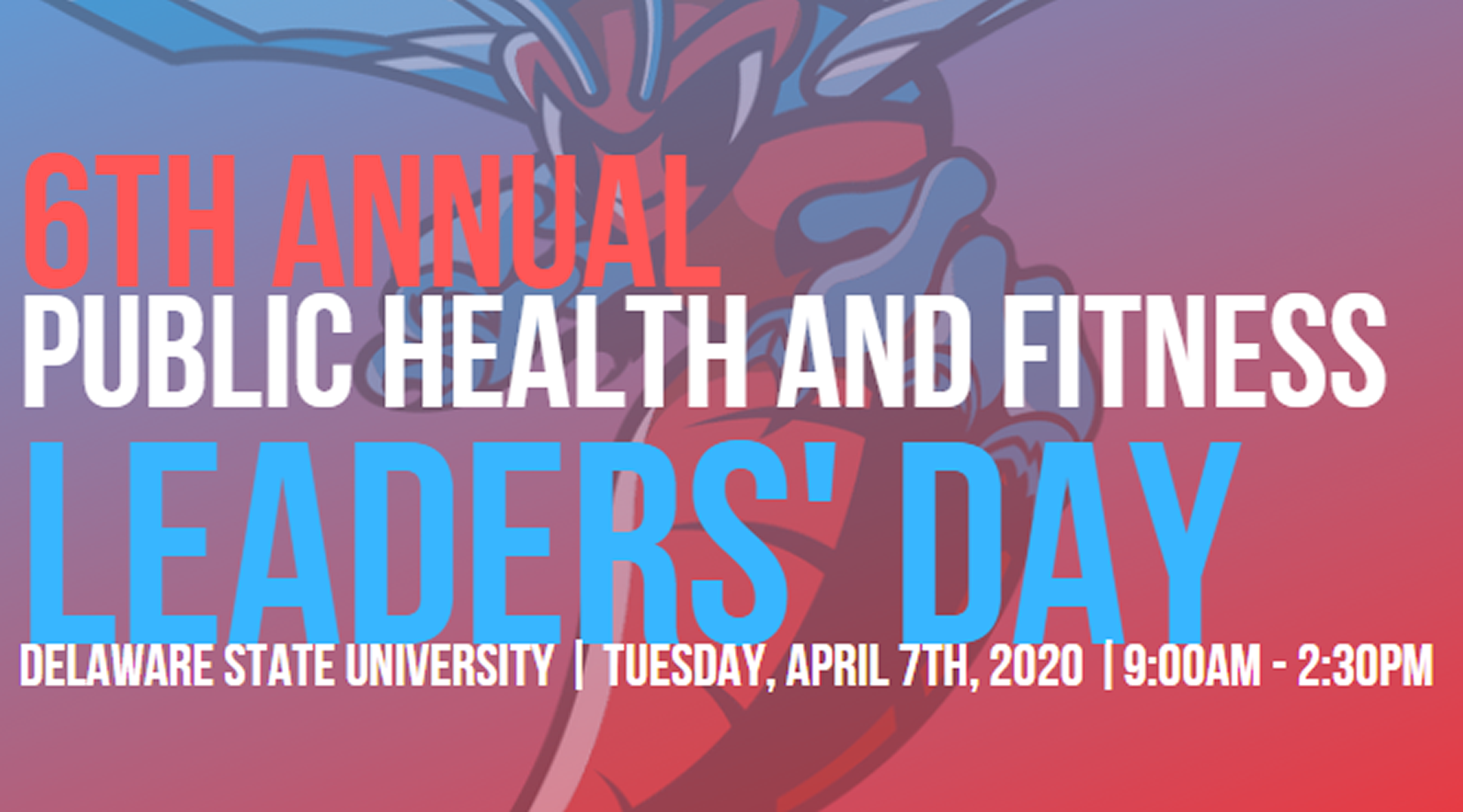 6th Annual Public Health and Fitness Leaders' Day