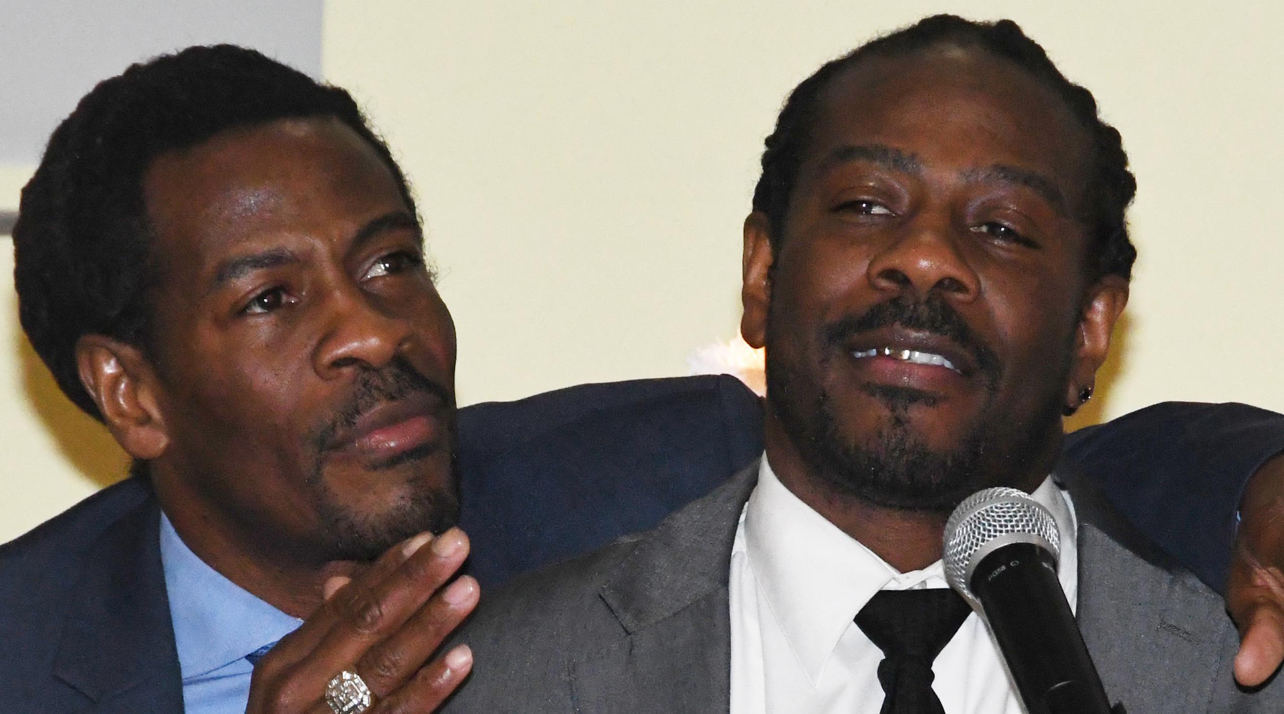 The Twin Poets – twin siblings Al Mills and Nmandi Chukwuocha