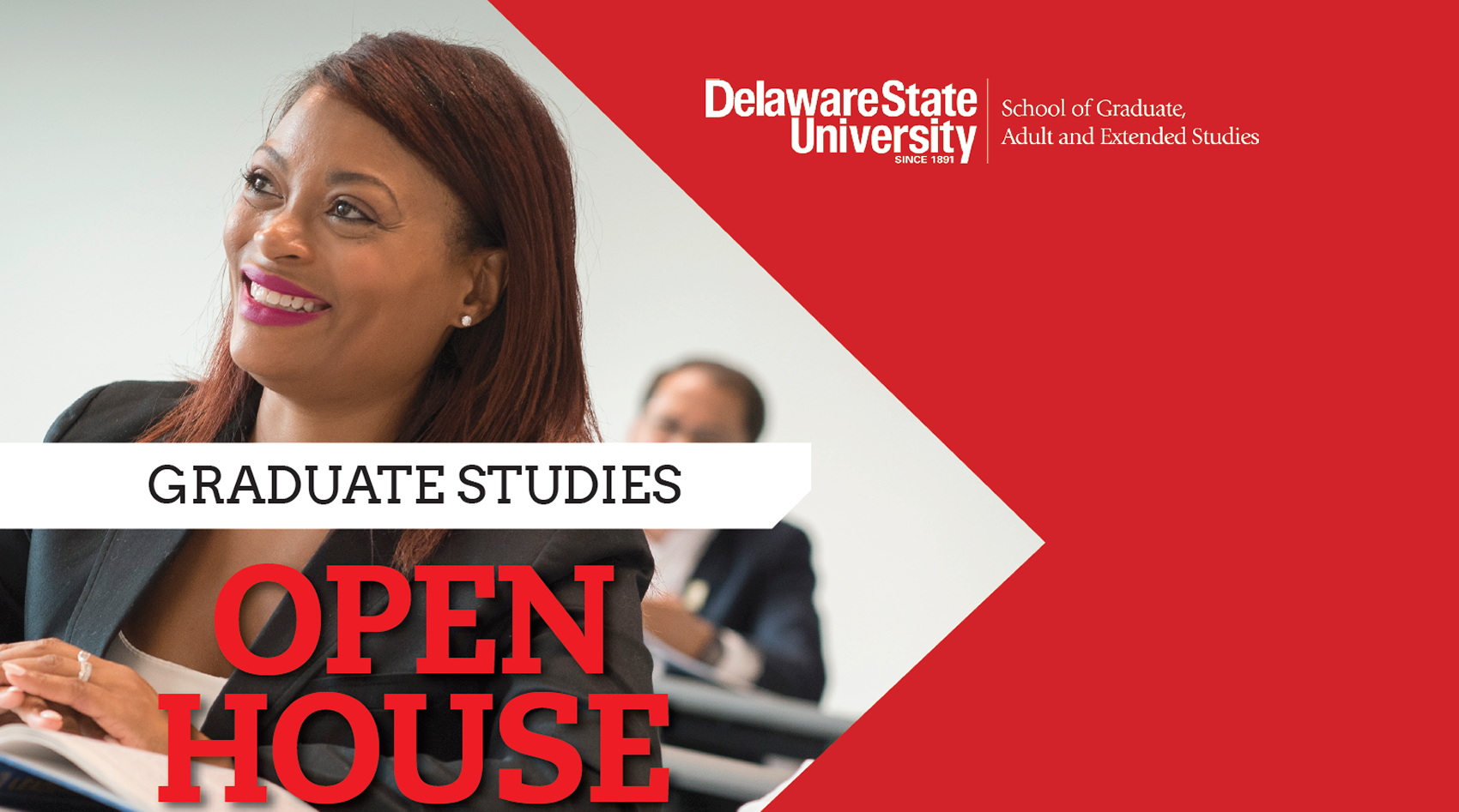 Graduate Studies Open House - Wilmington