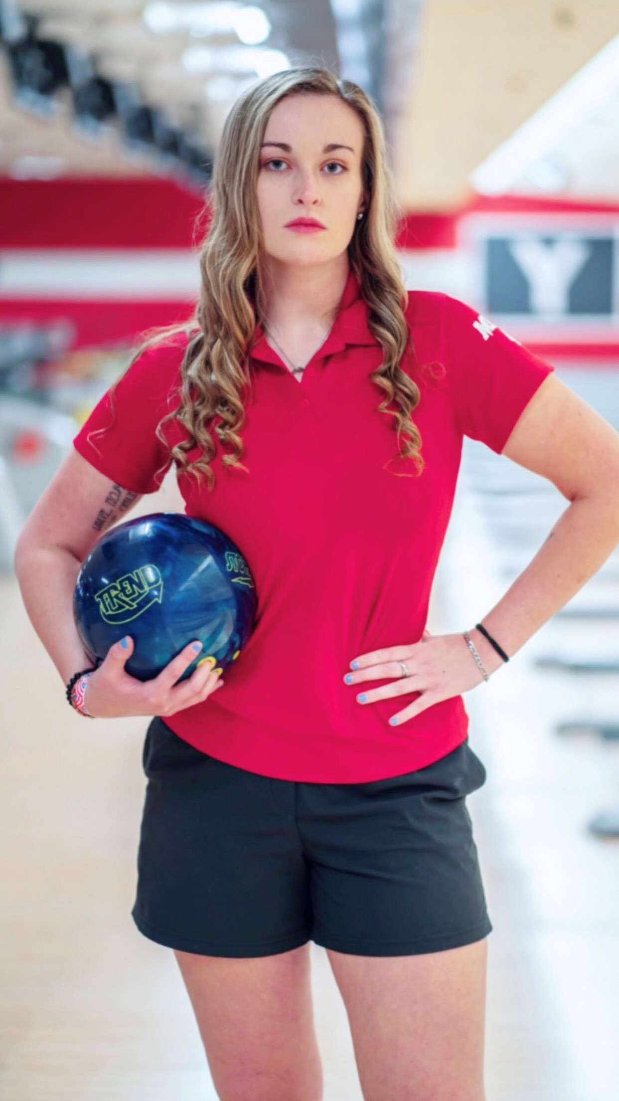 Katie Robb's decision to change balls after the sixth frame turned around the match for her.