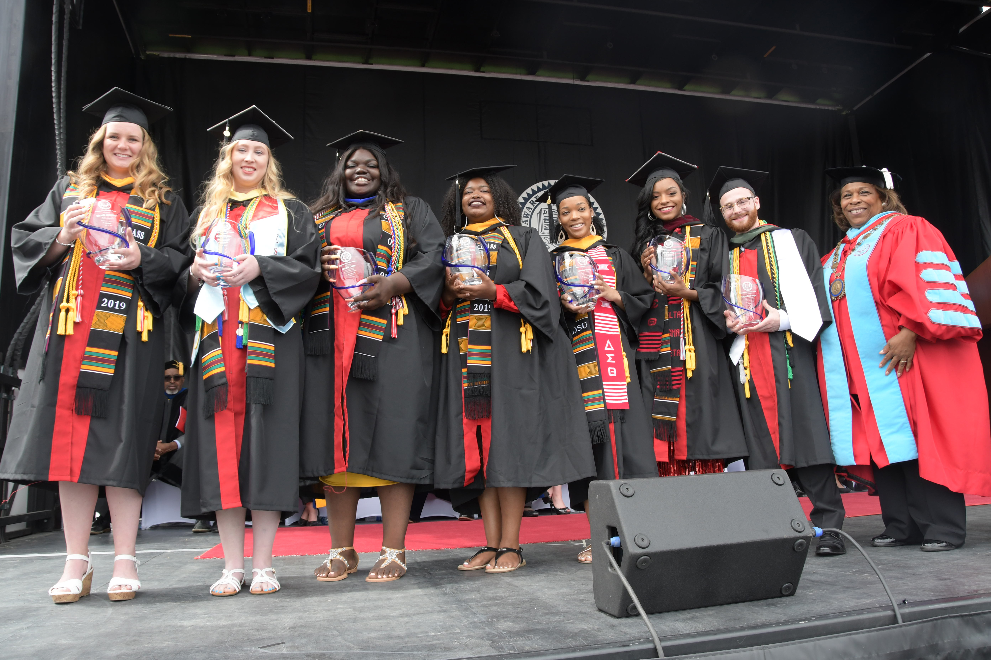 2019 May Commencement, article and photos