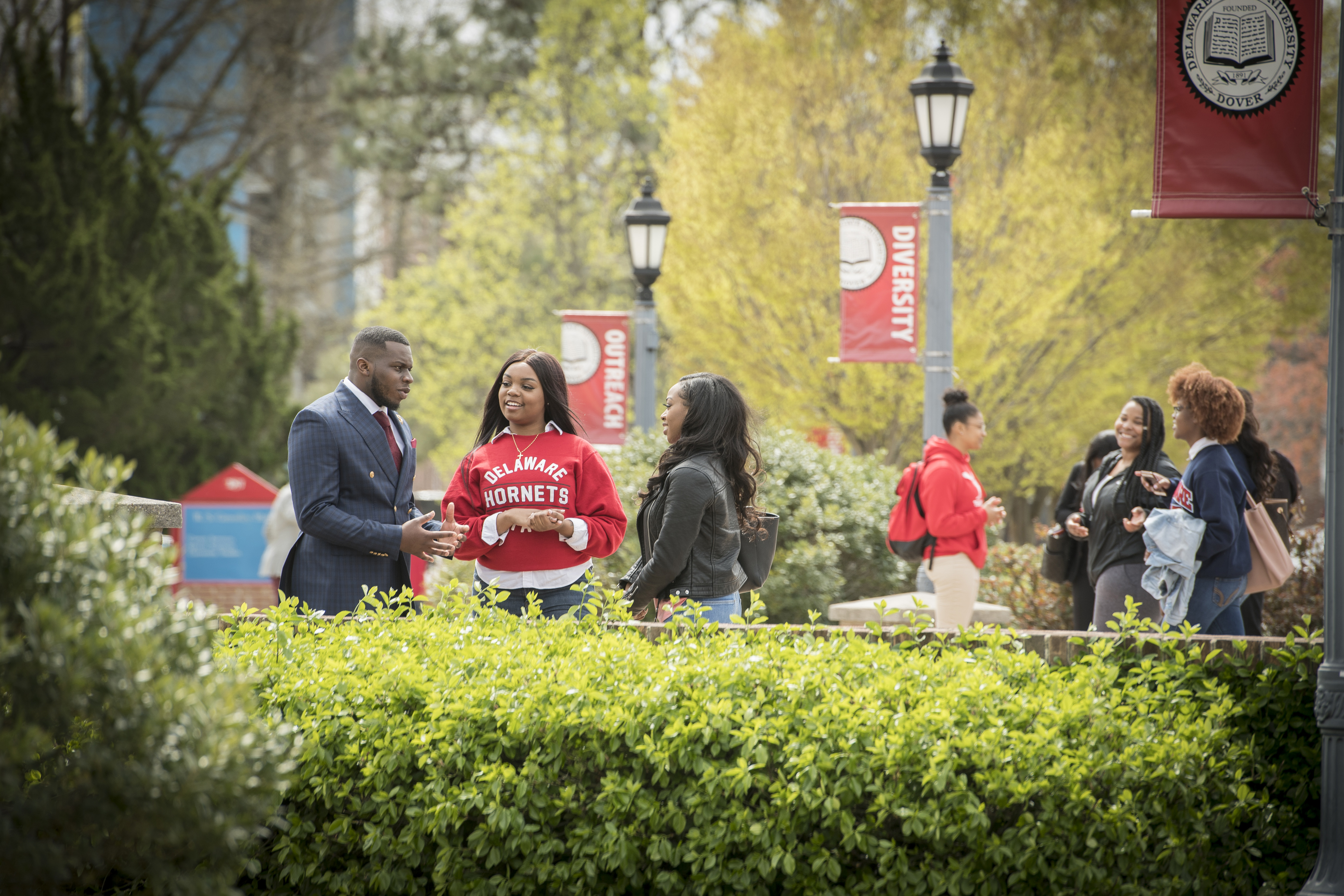 Delaware State University has maintained its position among public HBCUs (#4) and  among all 102 HBCUs  is #13 in the annual HBCU rankings published by the U.S. News & World Report this week.