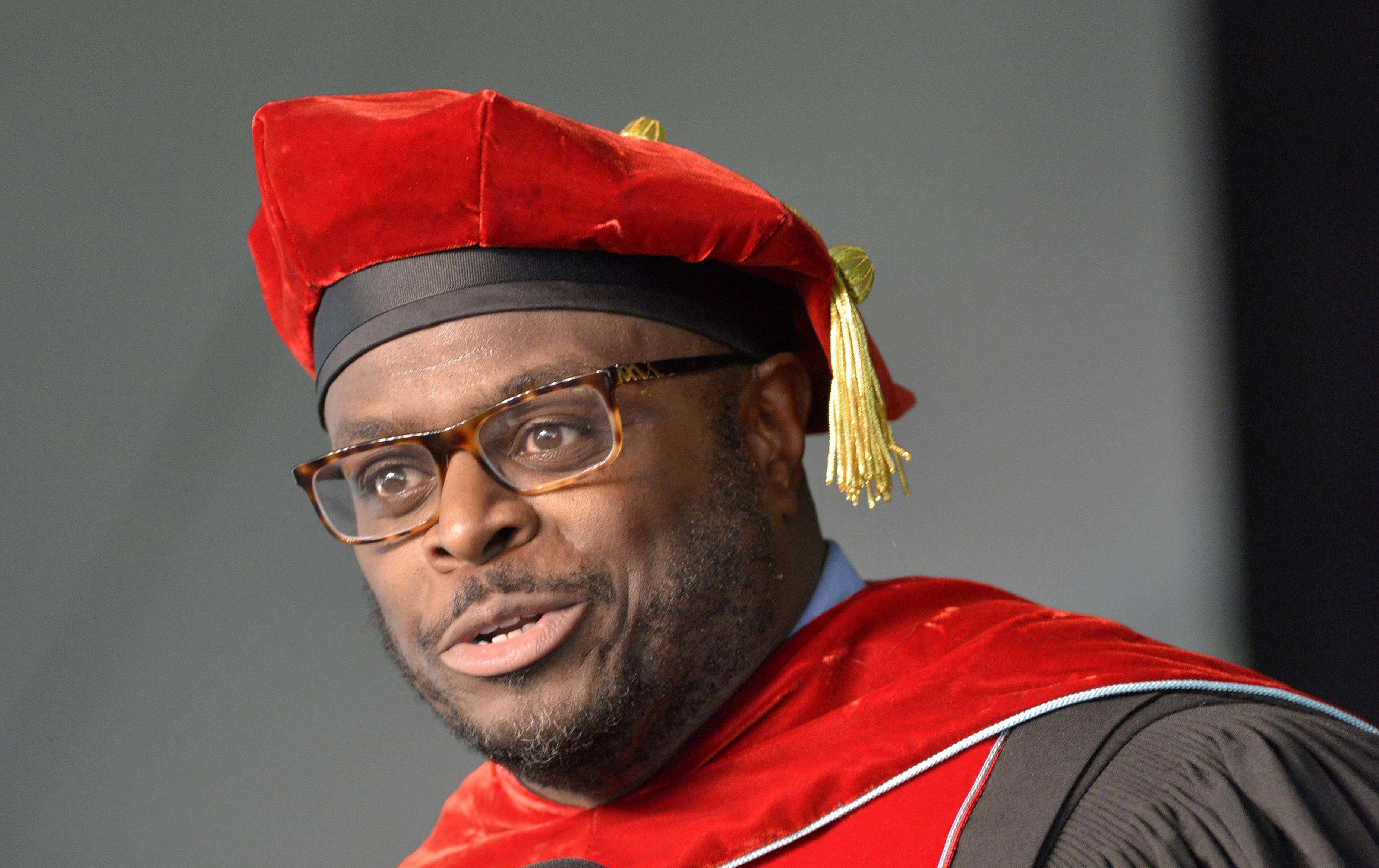 Dr. Tony Allen began his tenure as Delaware State University 12th president on Jan. 1