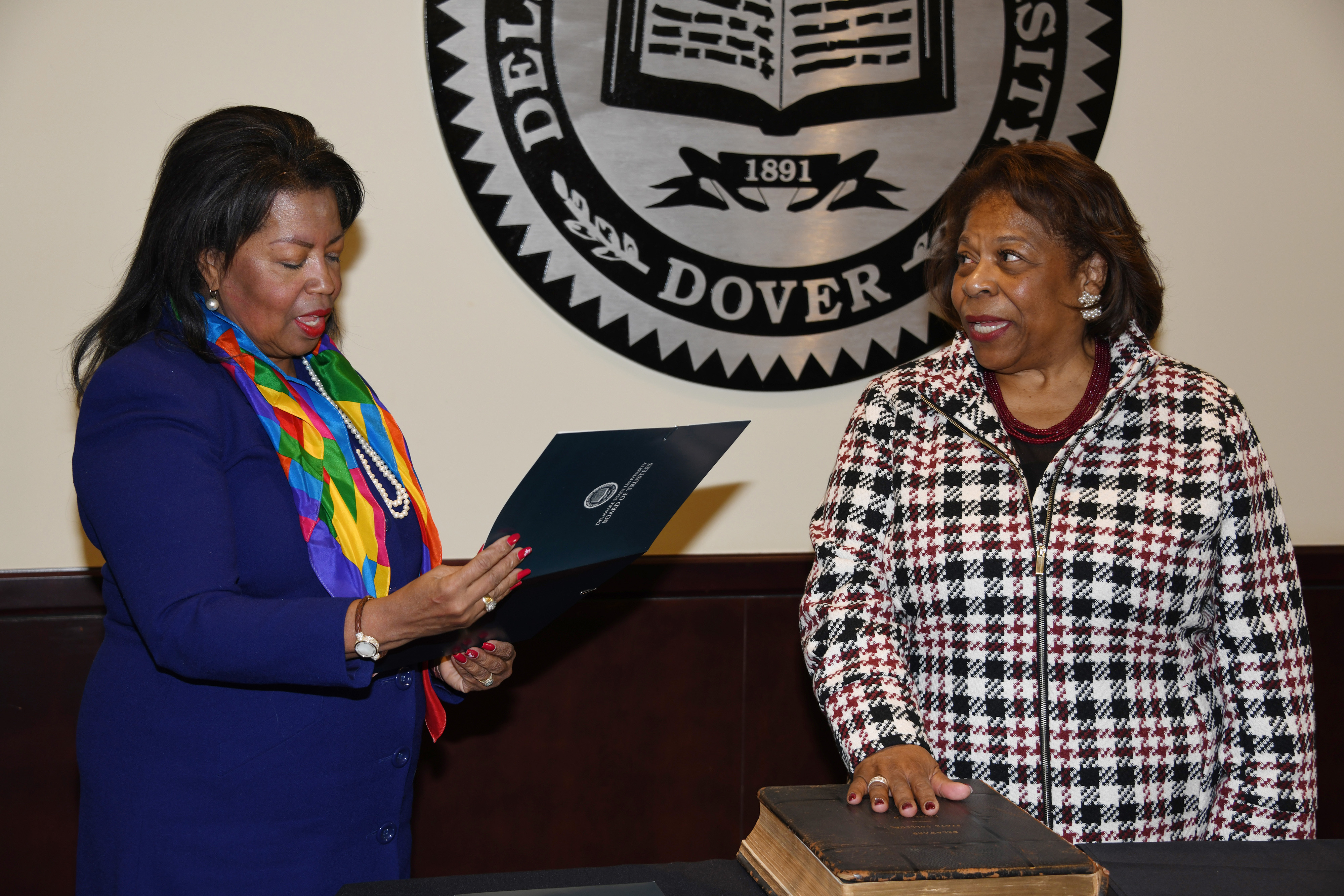 Dr. Mishoe returns to University Board