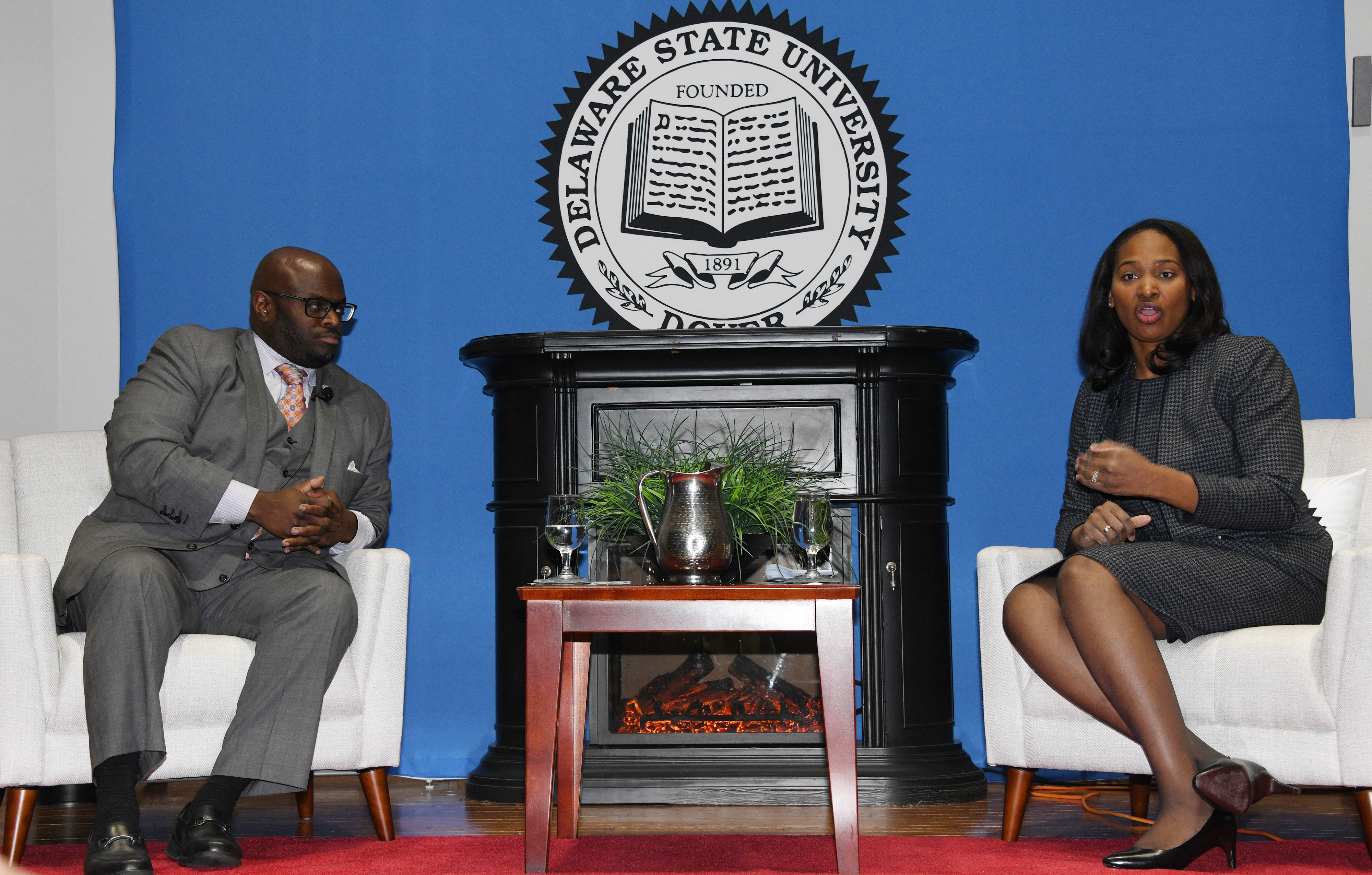 Fireside Chat with Justice Montgomery-Reeves
