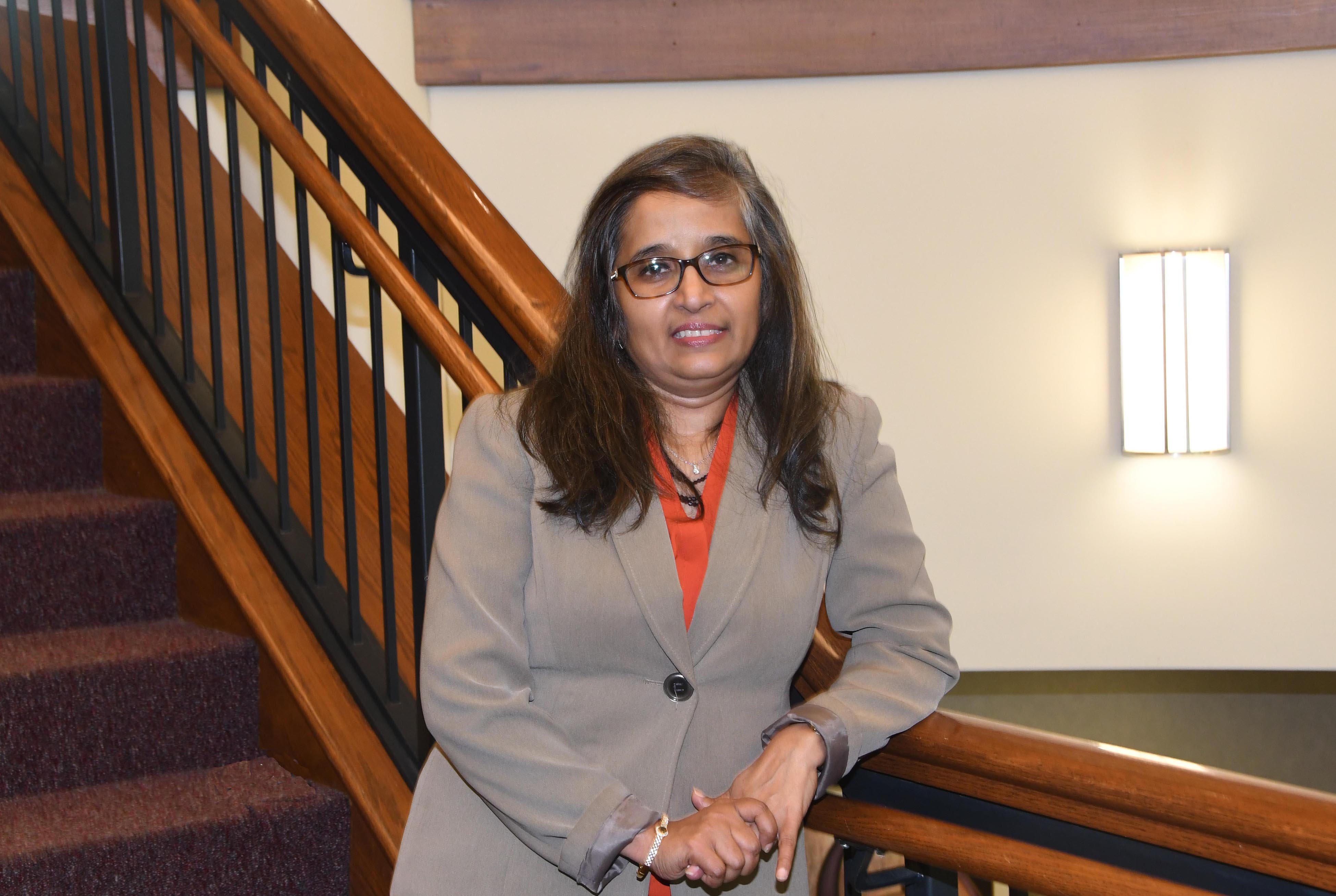 Dr. Nandita Das, professor of finance, will travel as a Fulbright Scholar to India in the spring of 2021 to teach at the Indian Institute of Management Shillong.