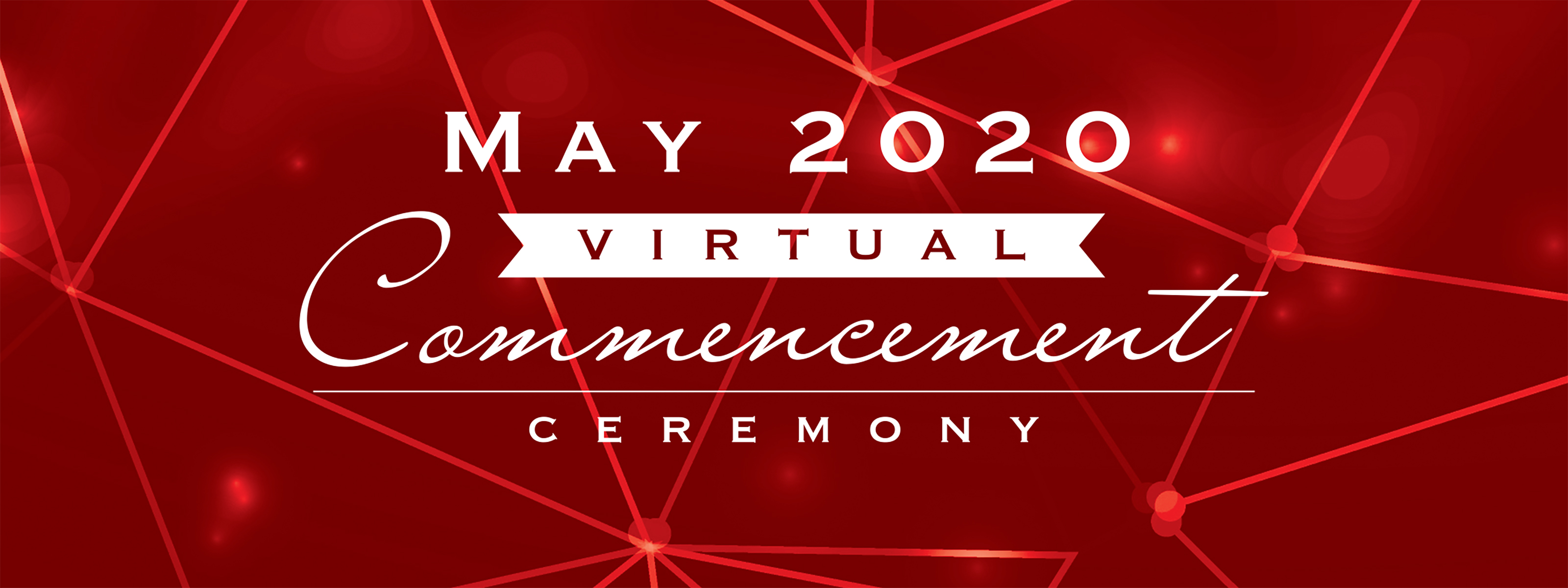 University holds historic Virtual Commencement