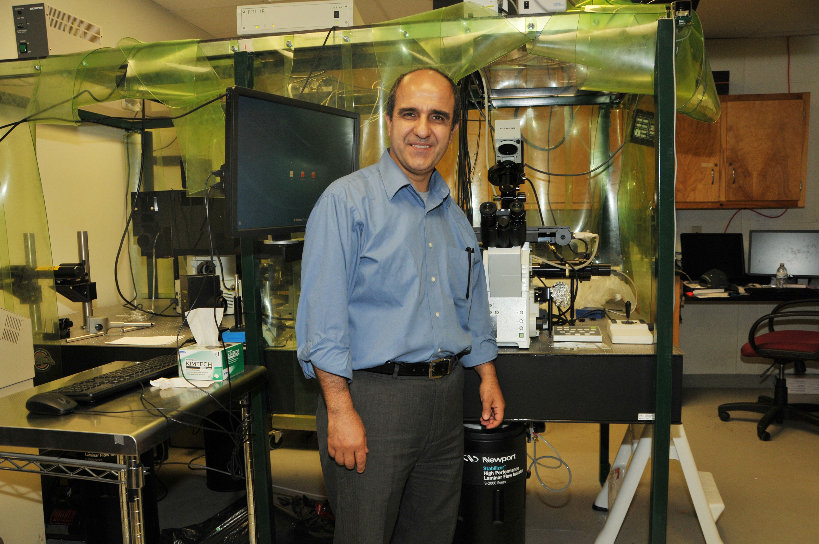 Dr. Boukari awarded NSF research grant