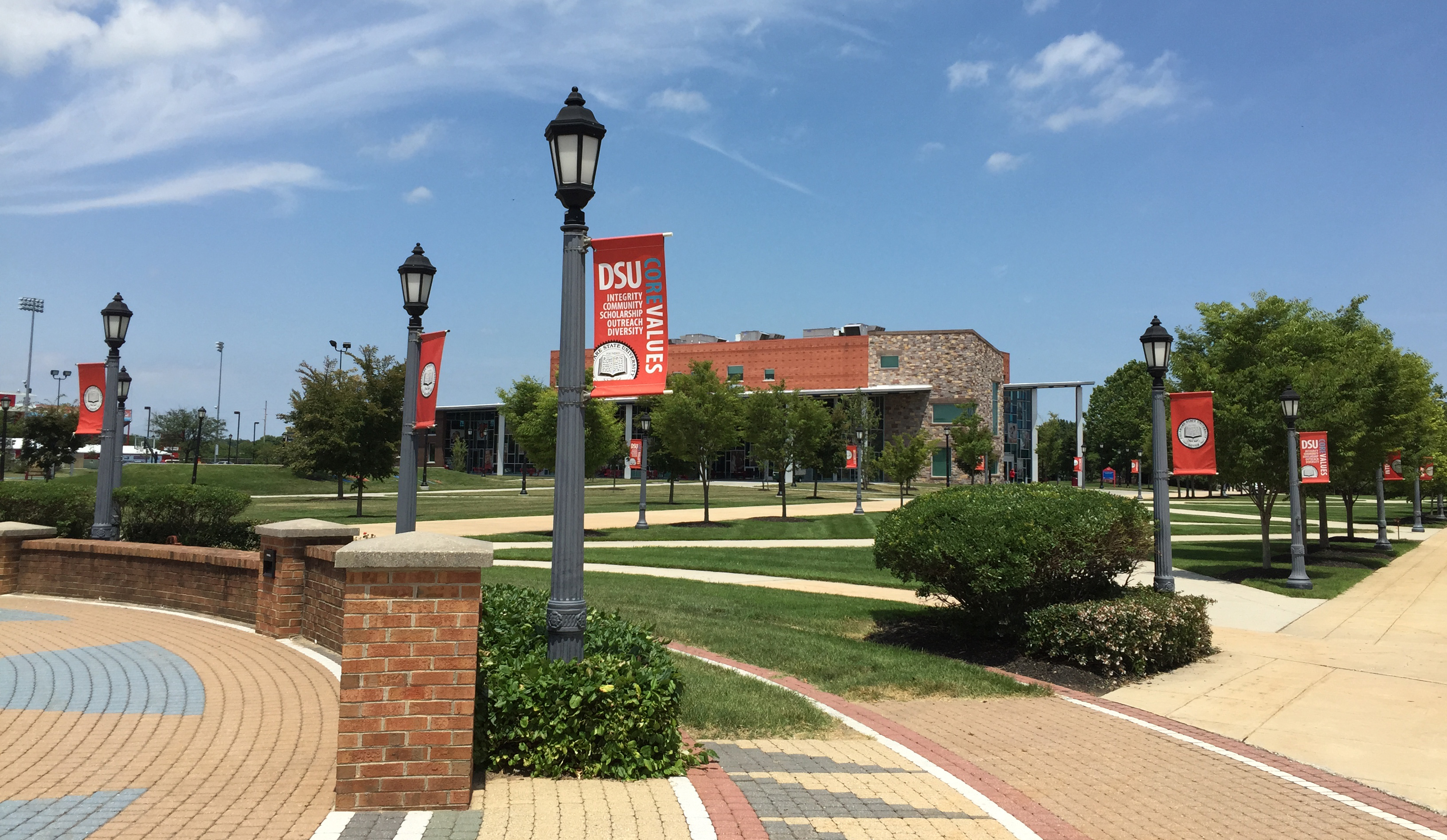 Del State named among Top 50 Beautiful Campuses