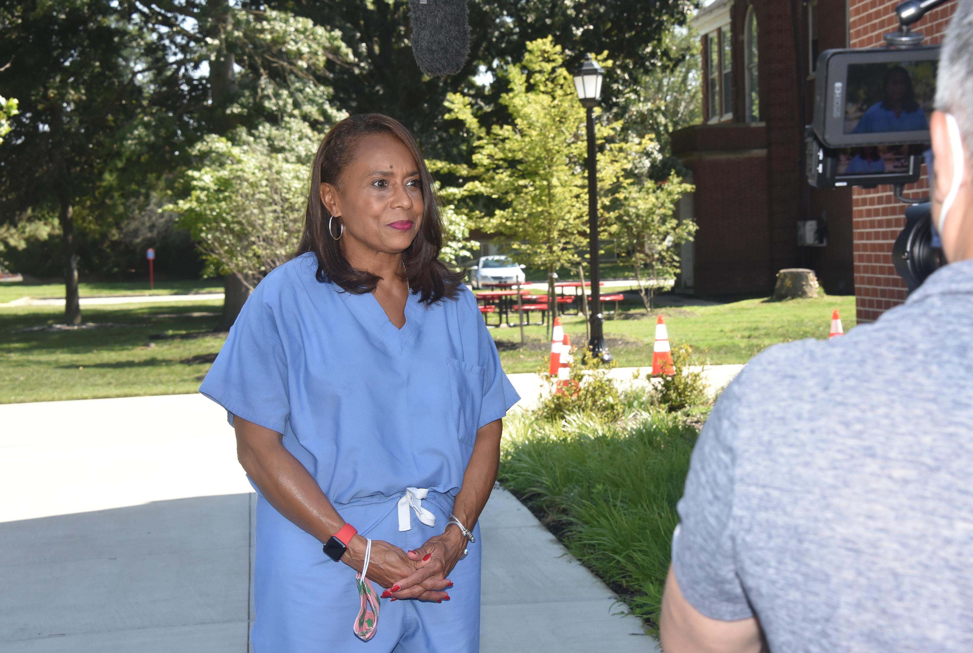 ABC Nightline visits Delaware State University