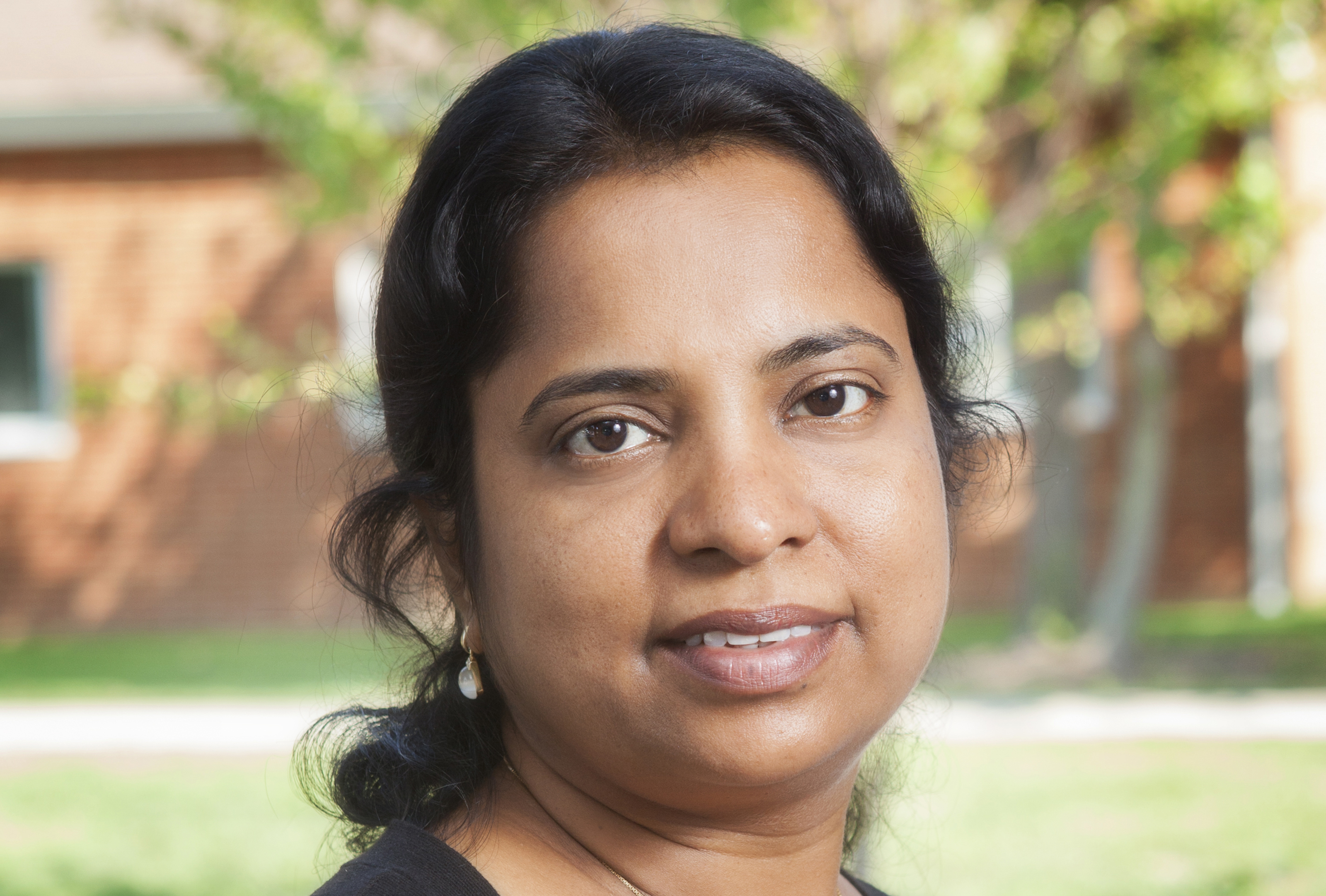 Dr. Kalpalatha Melmaiee, Associate Professor in the Department of Agriculture and Natural Resources, has been awarded a $599,905 grant to lead a team of researchers to address the problem of gray mold fungus on strawberries.